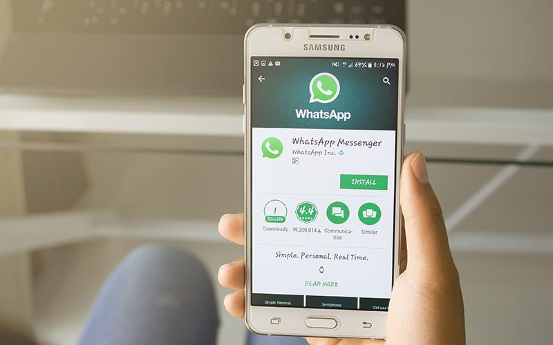 Whatsapp in Affari. Chat, Business e Startup