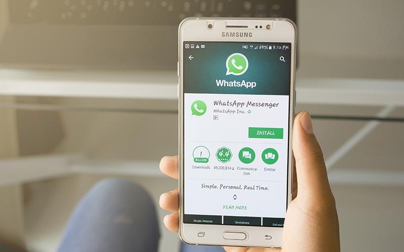 Whatsapp in Affari. Chat, Business e Startup