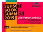 """PARTE  IL PROSSIMO 26 LUGLIO AD ANZIO """"SUNSET BOOK SUMMER 2019-SCRITTORI SUL LITORALE"""""""