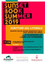 """""""SUNSET BOOK SUMMER 2019-SCRITTORI SUL LITORALE"""" :APPUNTAMENTO N°2 VENERDI' 09 AGOSTO ALLE 18 AL BLUE BAY  CON """"FAKE REPUBLIC""""!"""