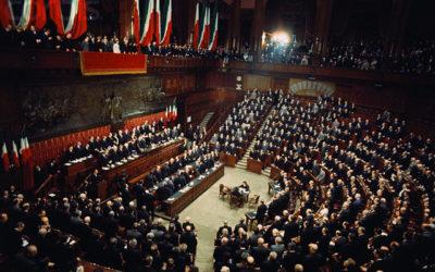 Calendario Lavori Parlamentari