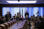 Consiglio Dei Ministri su CoronaVirus-22 febbraio 2020